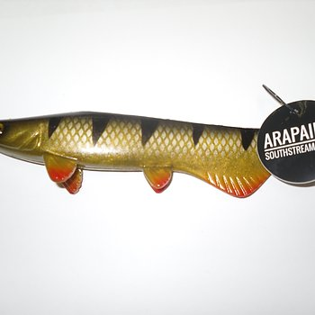 Southstream Lures Arapaima 17 - Yellow Bass