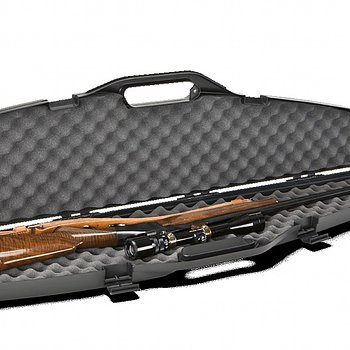 Plano SE Single Scoped Rifle/Shotgun Case - Black
