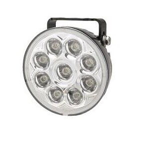 "Sirius LED extraljus 4"" 100 mm"