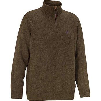 Swedteam Kyle M Sweater Half-zip Grön