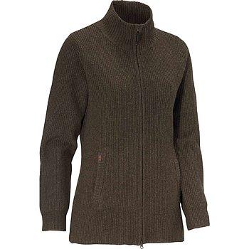 Swedteam Shirley W Sweater Full-zip Brun