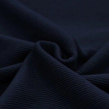 OTTOMAN - NAVY BLUE