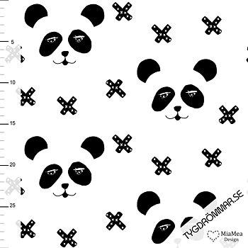 PANDA X - WHITE