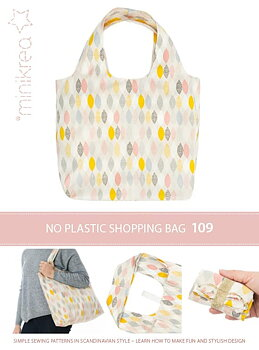 """""""NO PLASTIC"""" BAG - MINIKREA 109"""