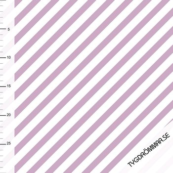 DIAGONAL STRIPE - PURPLE