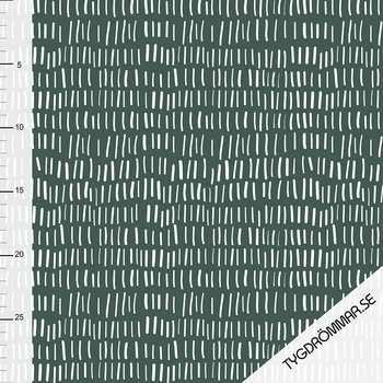 LINES - FOREST GREEN
