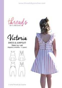 VICTORIA - DRESS N JUMPSUIT (ENGLISH)