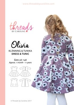 OLIVIA - DRESS & TUNIC (ENGLISH)