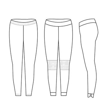 LO - LEGGINGS (ENGLISH)