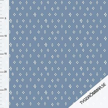 10 M - DOTTI - STEEL BLUE