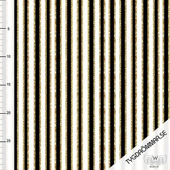 GOLDEN LINES - BLACK