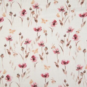 MUSLIN - WILD FLOWERS
