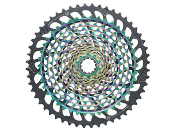 SRAM Kassett XG-1299 12 speed 10-52T Rainbow