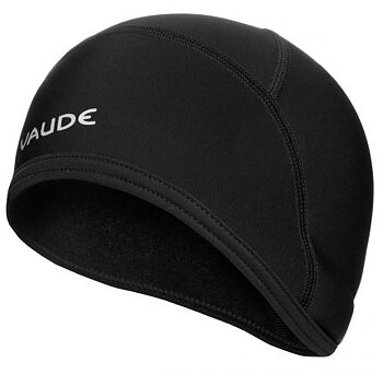 VAUDE Bike Warm Cap Small - Svart