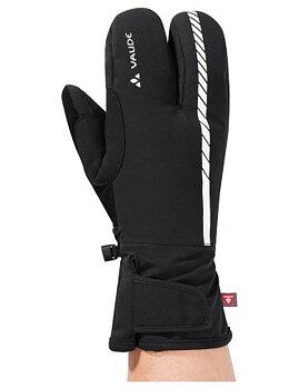 VAUDE Syberia Glove III 9 / L - Svart