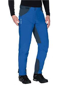 VAUDE Qimsa Softshell Pants II 50 / M - Blå