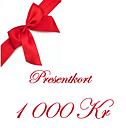 Presentkort 1450 Kr