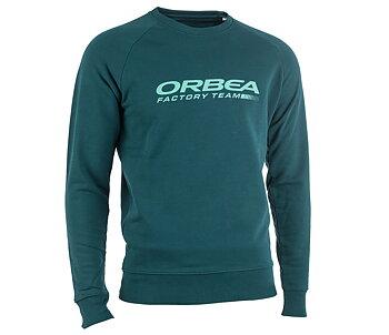 ORBEA Jersey Långärmad grön - Medium