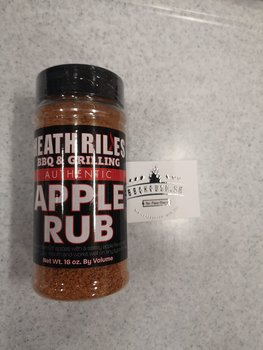 Heath Riles BBQ Apple - 453g