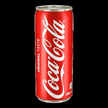 Coca Cola 330ml.