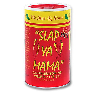 SLAP YA MAMA 'HOT' CAJUN SEASONING 227 g.