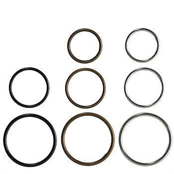 Helgjuten Metall Ring
