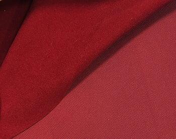 Röd Vind- & Vatten Tyg