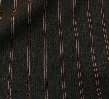 Kostym Tyg Randig