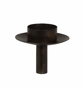 Tealight holder from STRÖMSHAGA brown