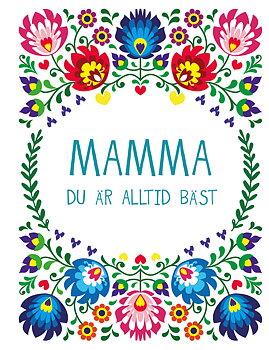 """Citatbok """"Mamma, du är alltid bäst"""""""