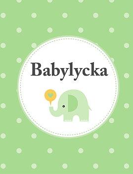 """Book """"Babylycka"""""""
