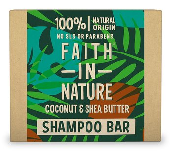 "SCHAMPOO BAR  ""FAITH IN NATURE"""