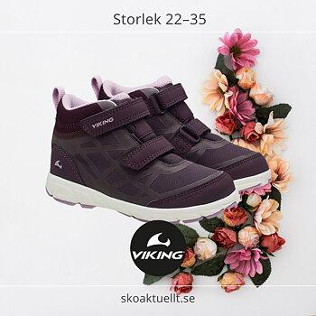 Sneaker Mid Veme R Gtx Lila