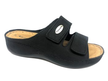 Toffel Tamaris svart