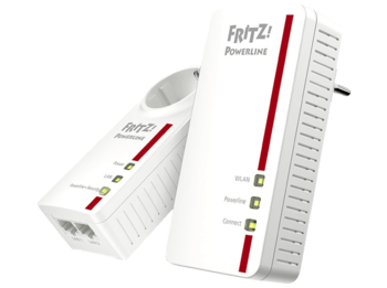 FRITZ!Powerline 1260E WLAN Set