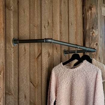 Clothes hanger wall - Basic (Several choices)
