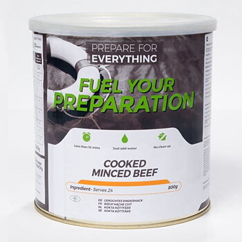 Fuel your preparation - Nötfärs- 24 portioner