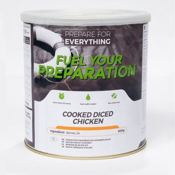 Fuel your preparation - Kyckling - 24 portioner