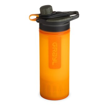 Grayl Geopress Purifier - Orange