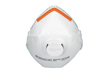 Honeywell FFP3 Filtrerande halvmask - 1st