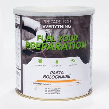 Fuel your preparation - Pasta Bolognaise  - 8 portioner