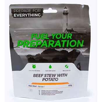Fuel your preparation - Biff & potatisgryta