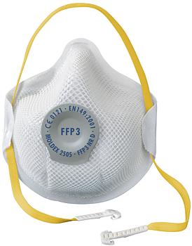 Filtrerande halvmask Moldex Smart Valve FFP3