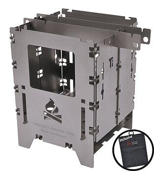 Bushcraft Essentials - Bushbox LF Titanium
