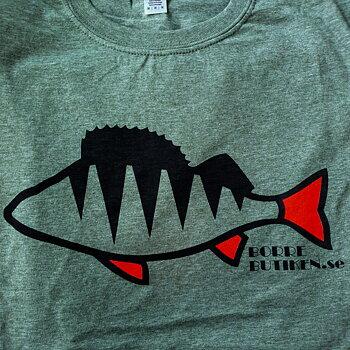 """Borrebutiken t-shirt - """"Borren"""""""