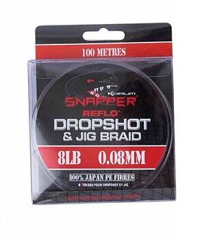 Korum Snapper Drop Shot & Jig Braid 100 m