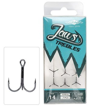 Mikado Jaws Treble Hook