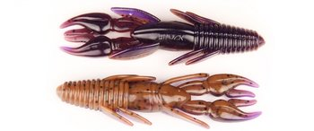 X Zone Lures Punisher Punch Craw 9 cm 8-pack