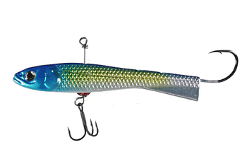 Freedom Tackle Turnback Shad 7 cm