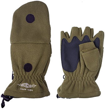 Mikado Gloves UMR-08 Green